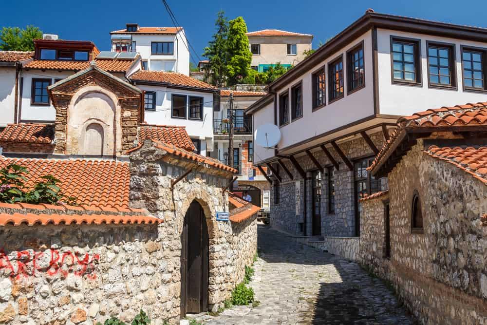 Ohrid Evleri