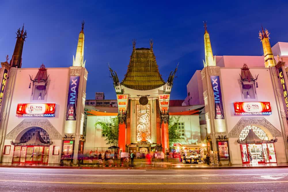 Çin Tiyatrosu Los Angeles