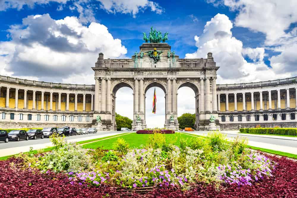 Cinquantenaire Brüksel