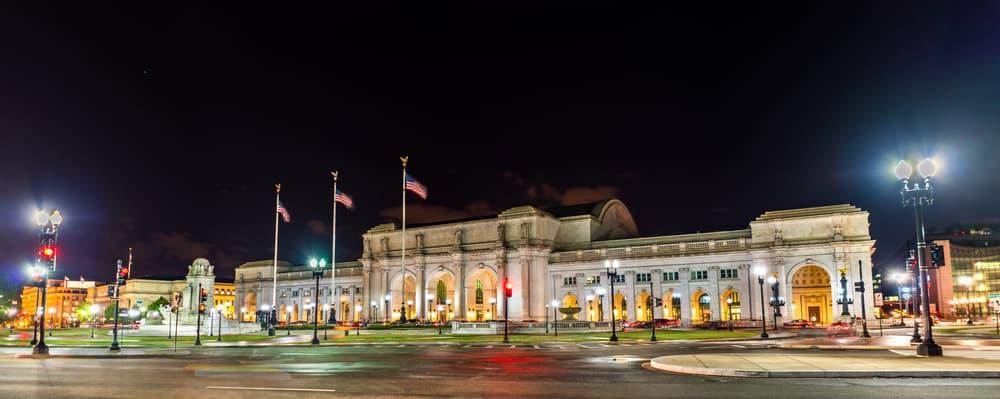Washington Union Tren İstasyonu, Washington, Amerika Birleşik Devletleri