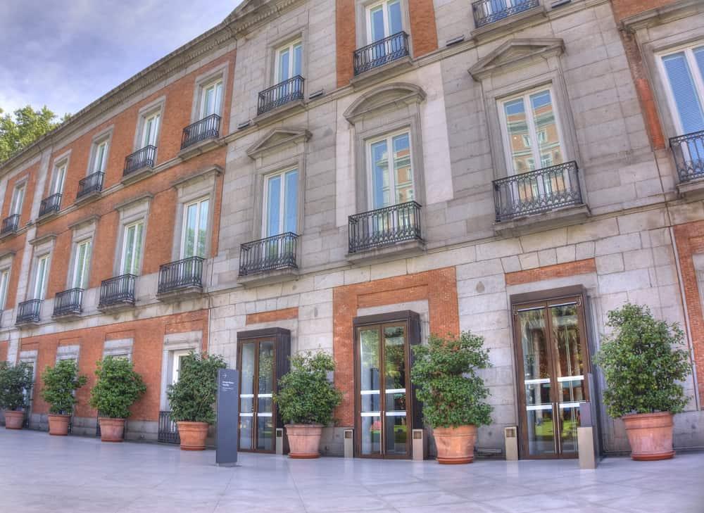 Thyssen Müzesi Madrid