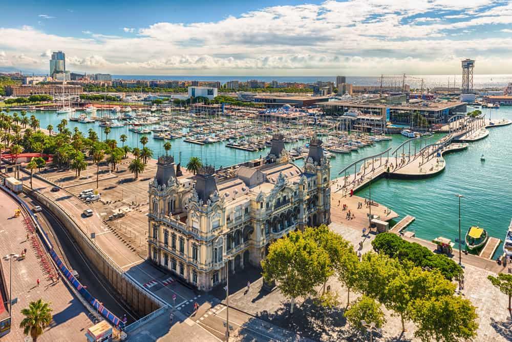 Vell Limanı Barcelona