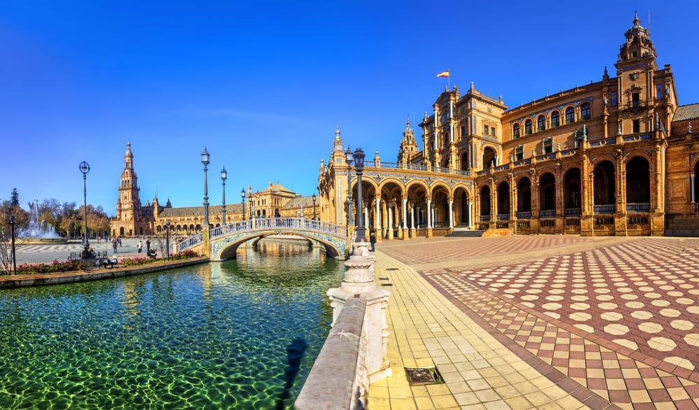 İspanya Meydanı, Seville