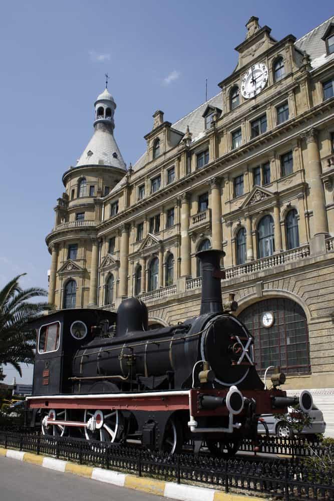 Haydarpaşa Tren İstasyonu, İstanbul, Türkiye