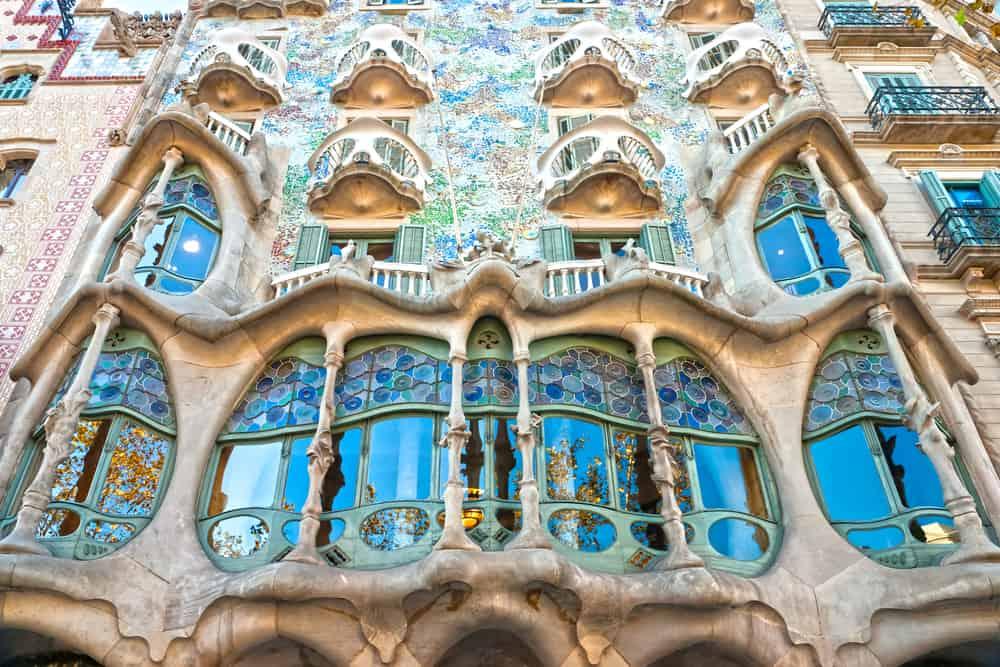 Casa Mila (Le Pedrera) Barcelona