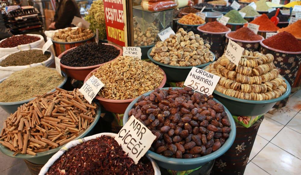Kayseri'de Alışveriş
