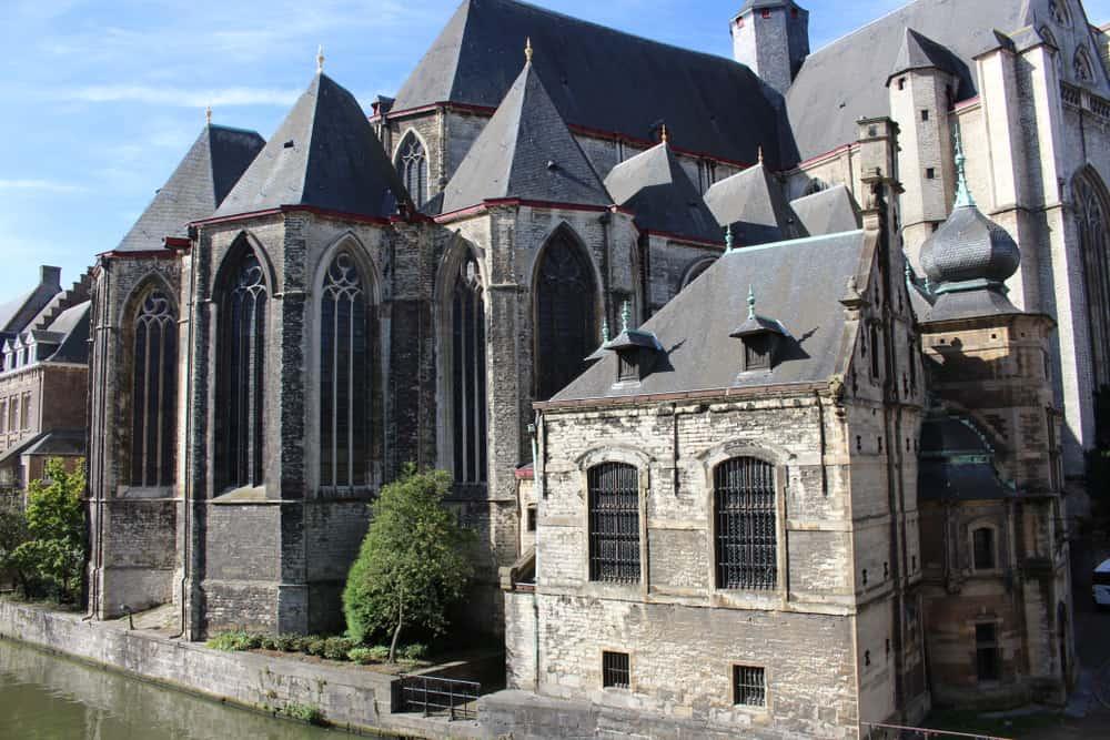 Aziz Michiel Kilisesi (2) Ghent