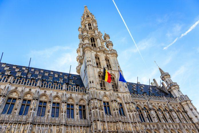 Brüksel Belediye Binası (2)