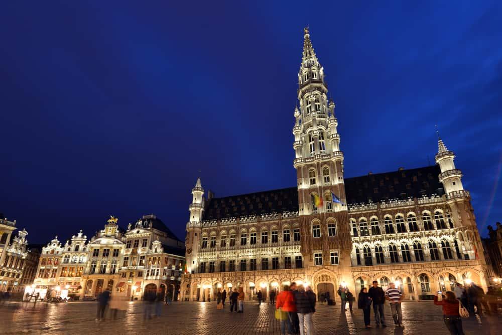 Brüksel Belediye Binası