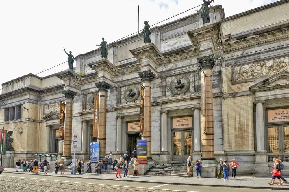 Brüksel Güzel Sanatlar Müzesi (2)