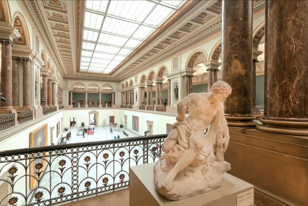 Brüksel Güzel Sanatlar Müzesi