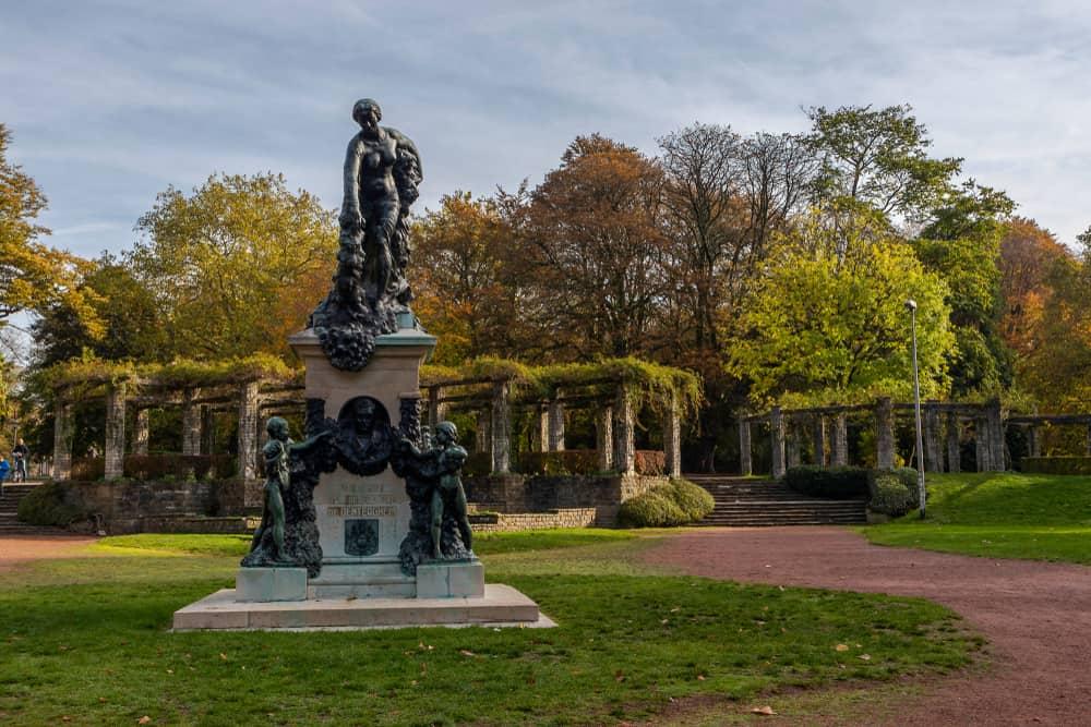 Ghent Citadel Park (1)