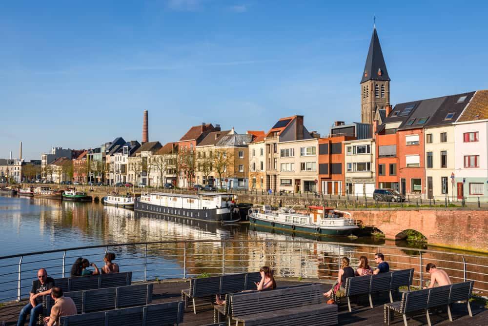 Ghent Limanı (1)