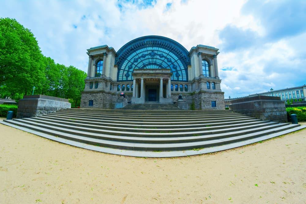 Savaş Müzesi Brüksel (1)