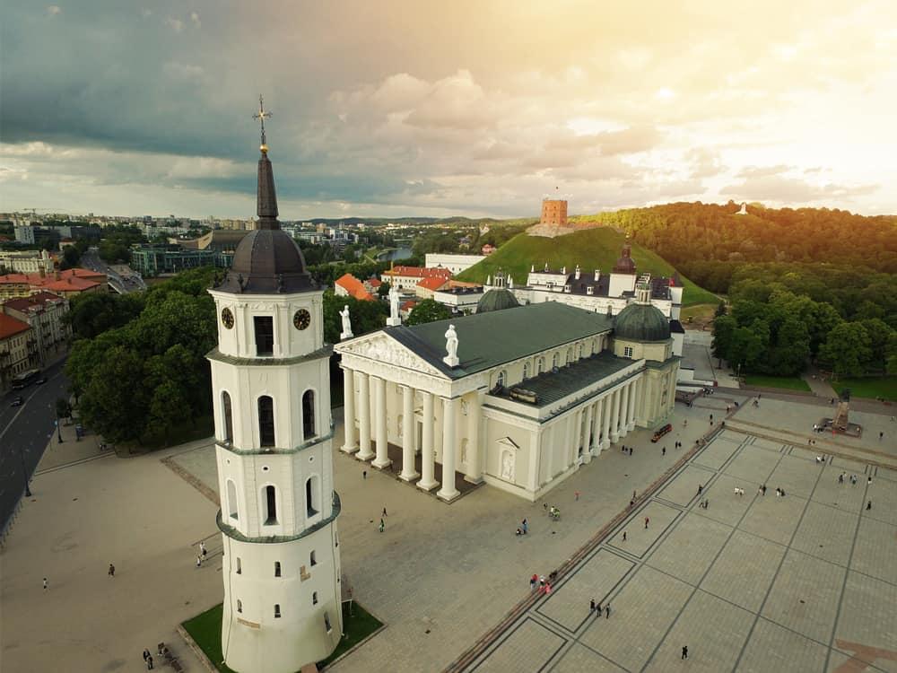 Vilnius Katedrali