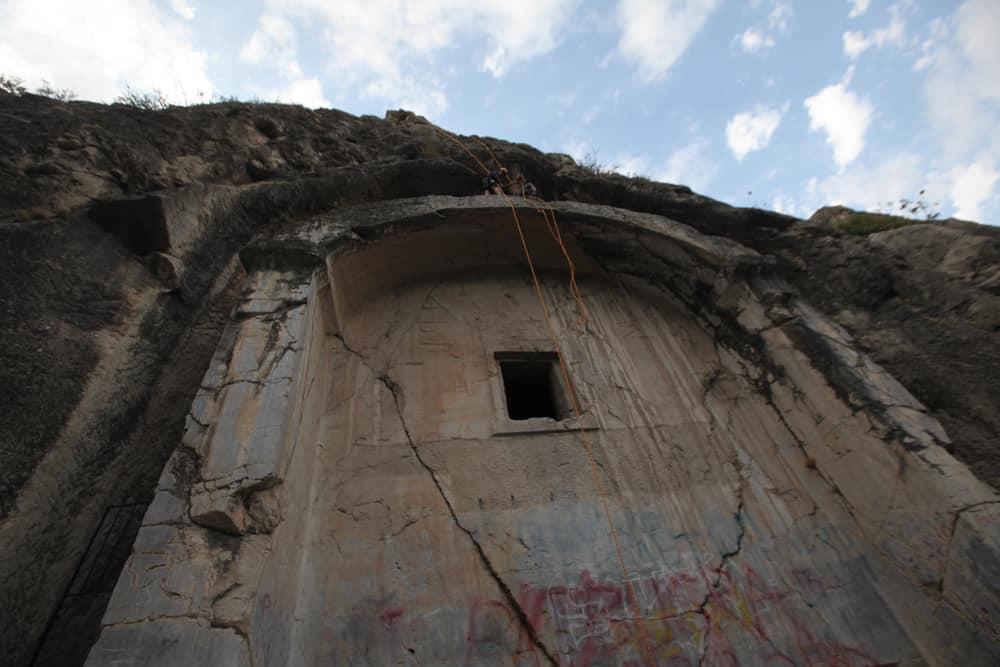 Aynalı Mağara Amasya