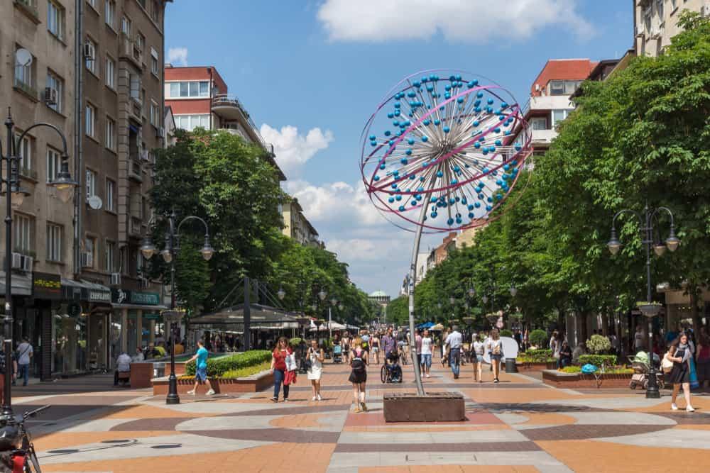Sofya Vişoka Caddesi