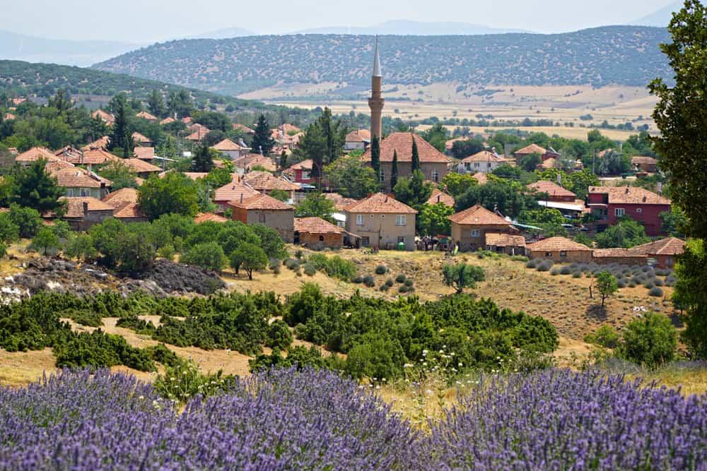 Kuyucak Köyü, Isparta