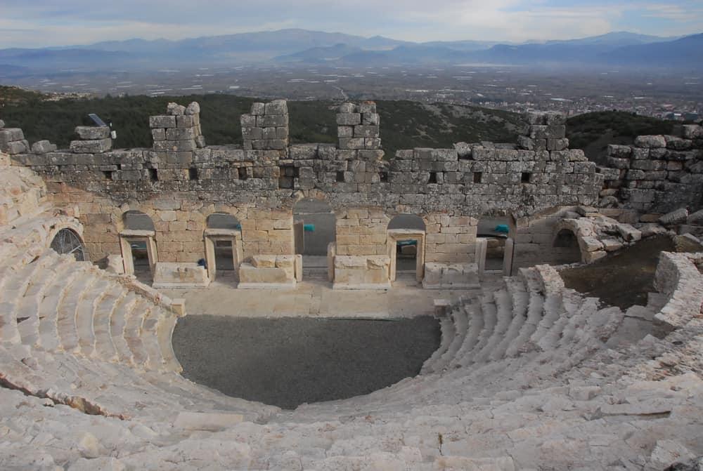 Kibyra Antik Kenti Burdur