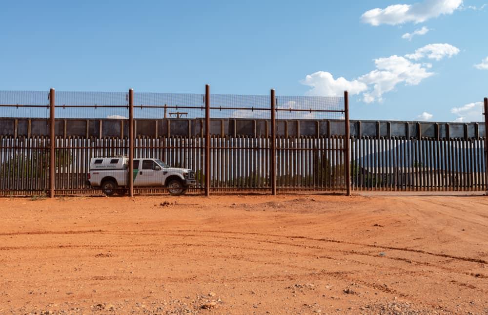 Amerika Birleşik Devletleri - Meksika Sınırı