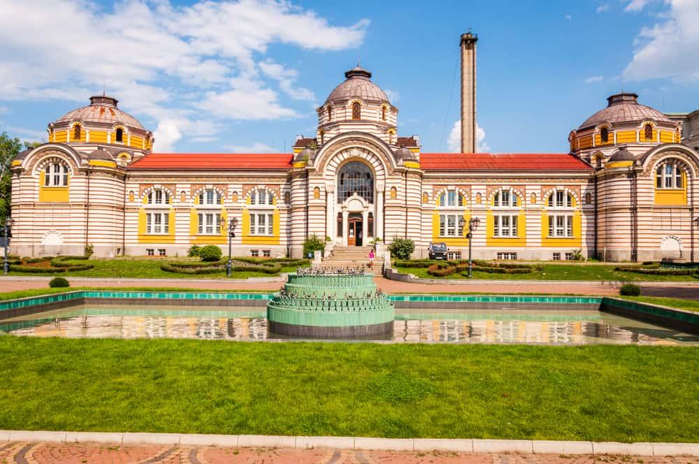 Sofya Ulusal Tarih Müzesi