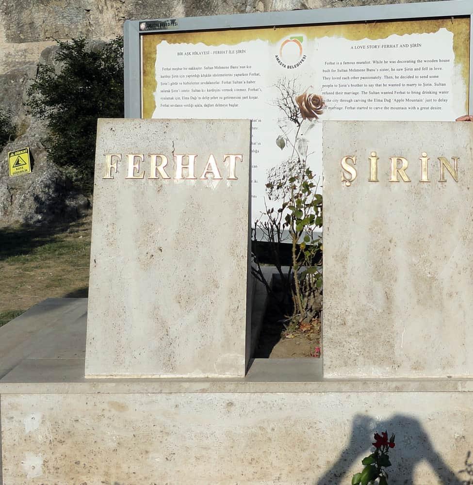 Ferhat Su Kanalı Amasya Ferhat ile Şirin