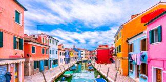 Burano, Venedik