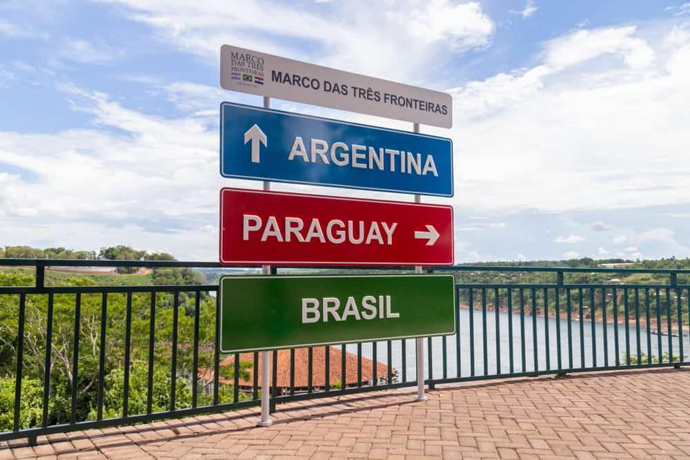Brezilya Sınırları