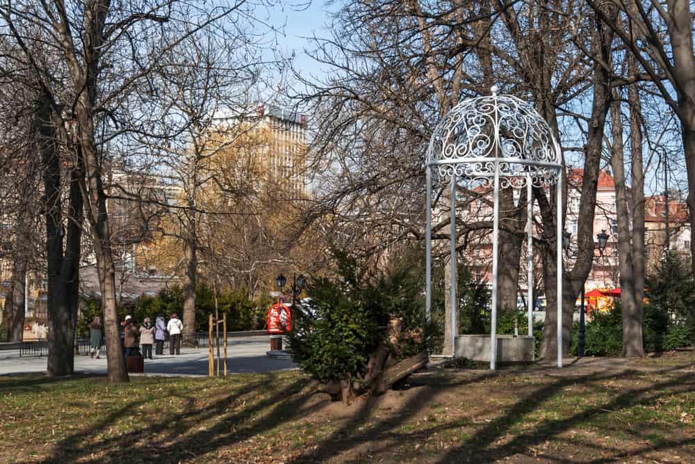 Borisova Gradina Parkı Sofya