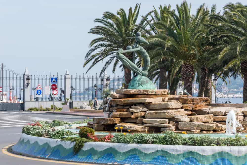 Ceuta Cebelitarık