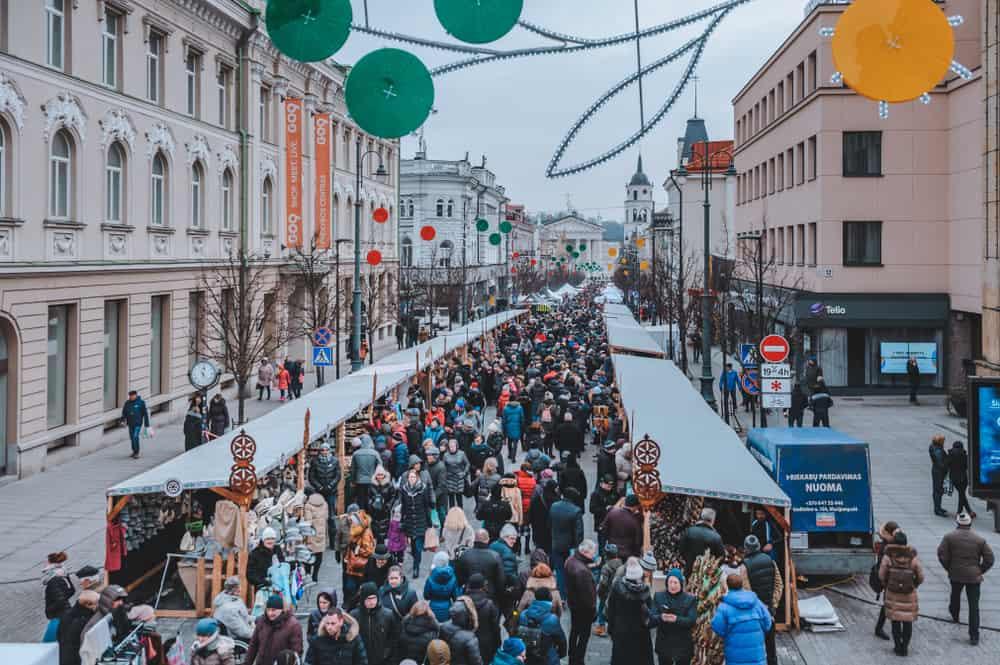 Vilnius'ta Festivaller
