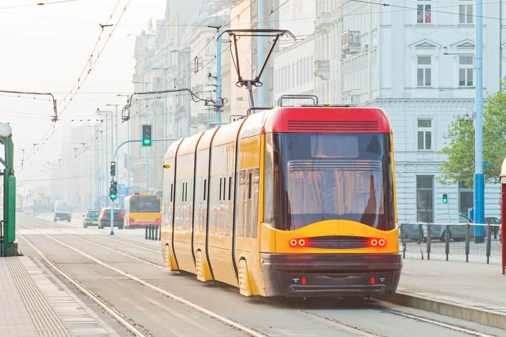 Varşova'ya Ulaşım