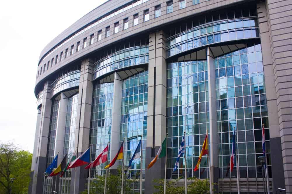 Avrupa Parlamentosu Brüksel
