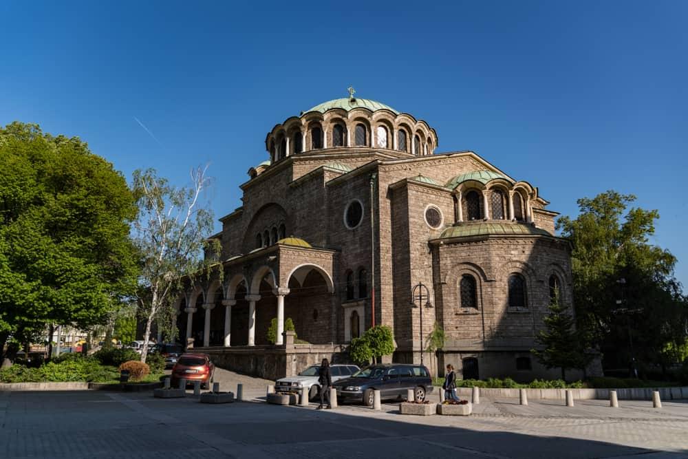 Sofya St. Kyriaki Katedrali