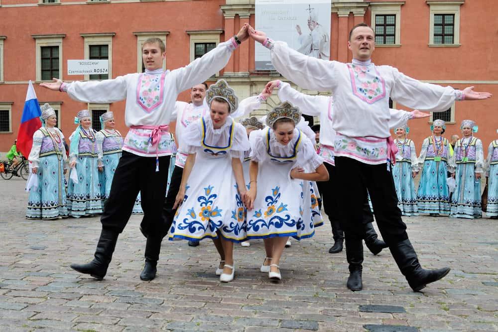 Varşova'da Festivaller