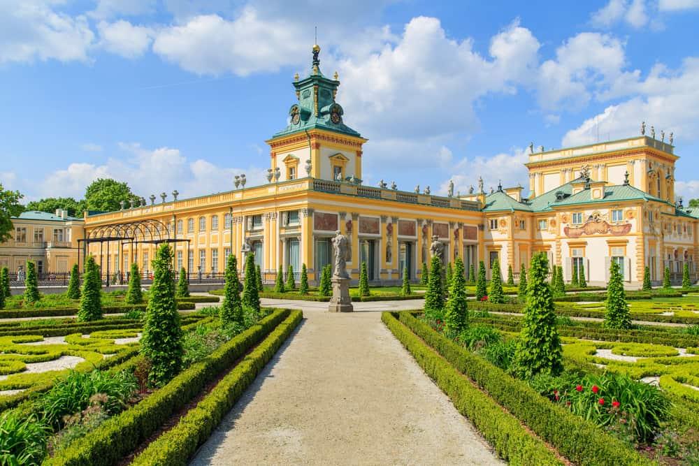 Varşova Wilanow Sarayı