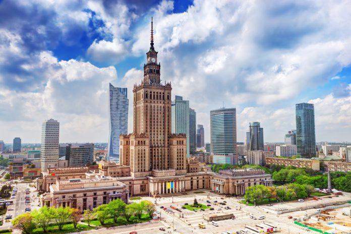Varşova Kültür ve Bilim Sarayı