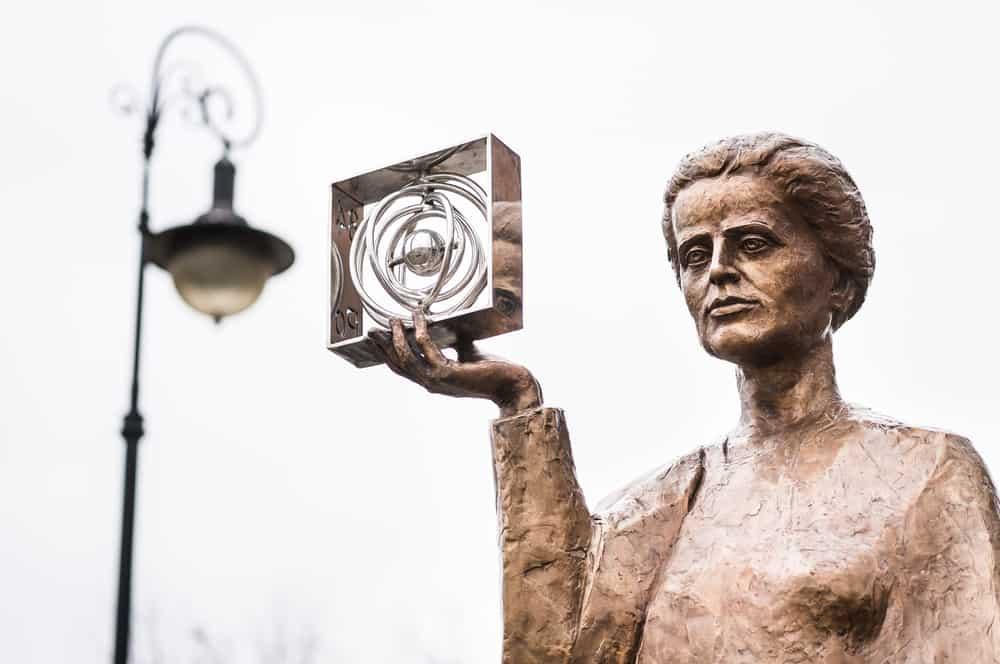 Varşova Marie Curie Müzesi