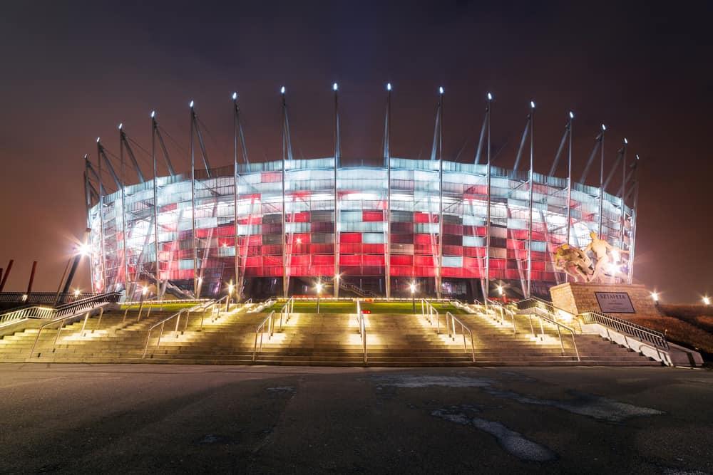 Varşova Ulusal Stadyum