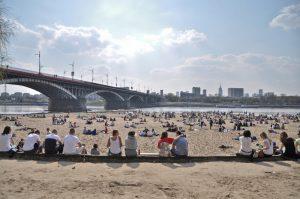 Varşova Vistül Nehri