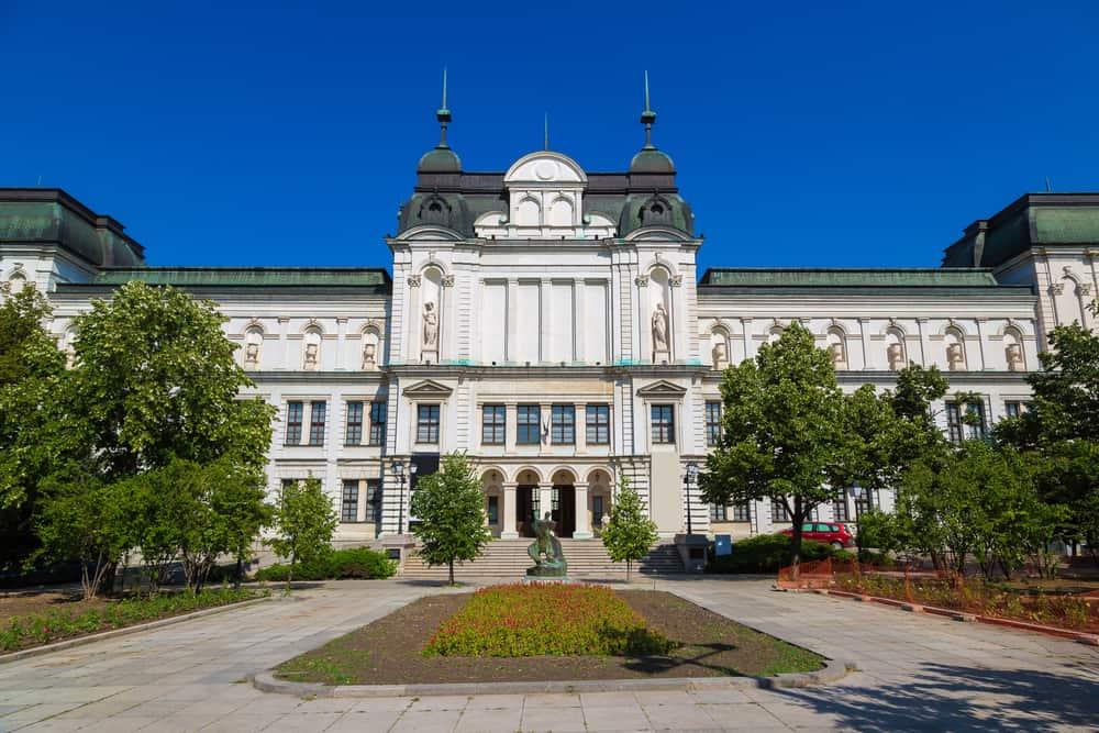 Sofya Ulusal Sanat Galerisi ve Etnografya Müzesi