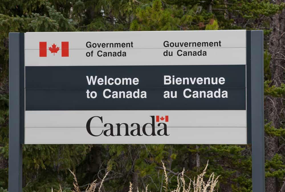 Amerika-Kanada Sınırı