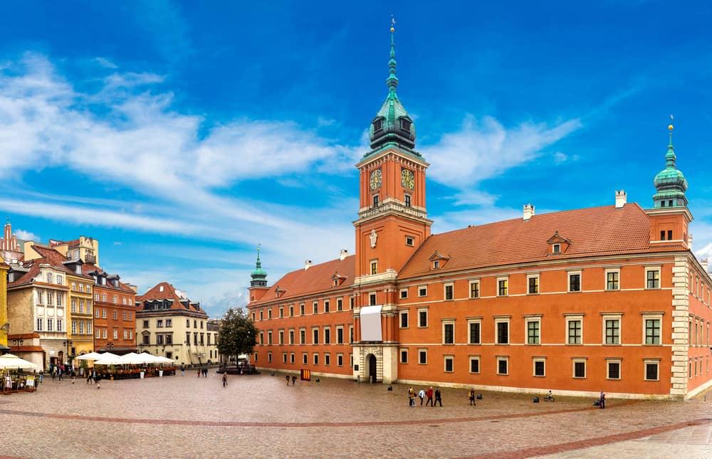 Varşova Kraliyet Şatosu