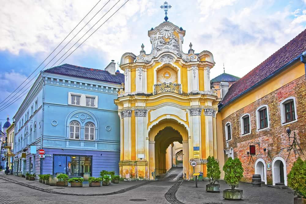 Eski Şehir – Old Town Vilnius