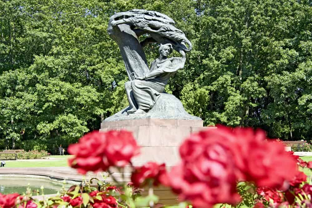 Varşova Chopin Müzesi