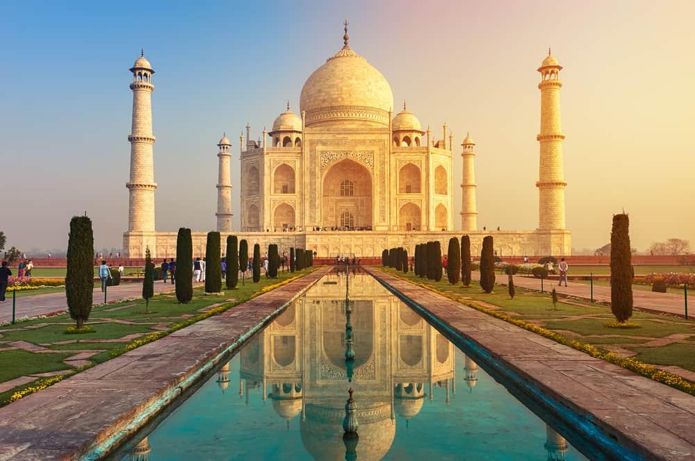 Taj Mahal, Hindistan
