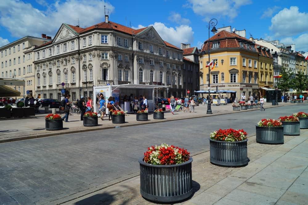 Varşova Kraliyet Rotası