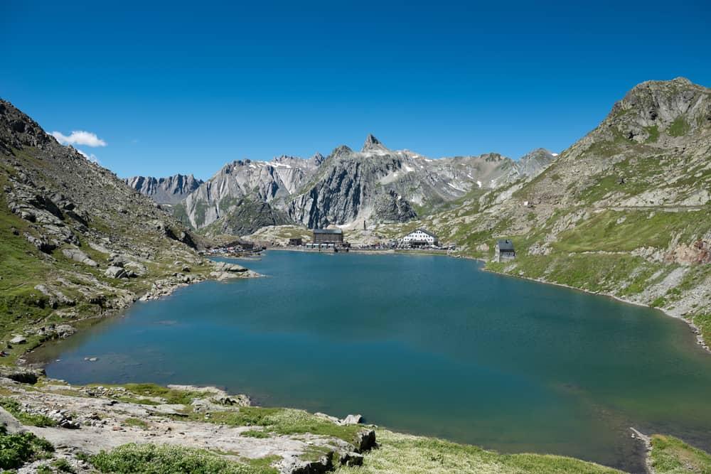 Alp Dağları İtalya-İsviçre