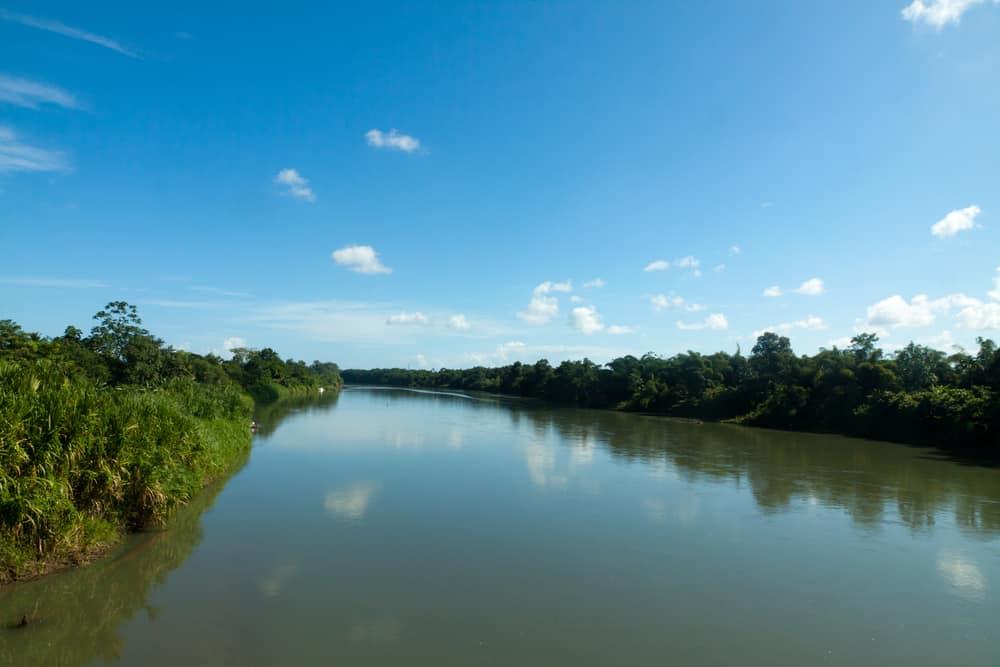 Kosta Rika – Panama Sınırı