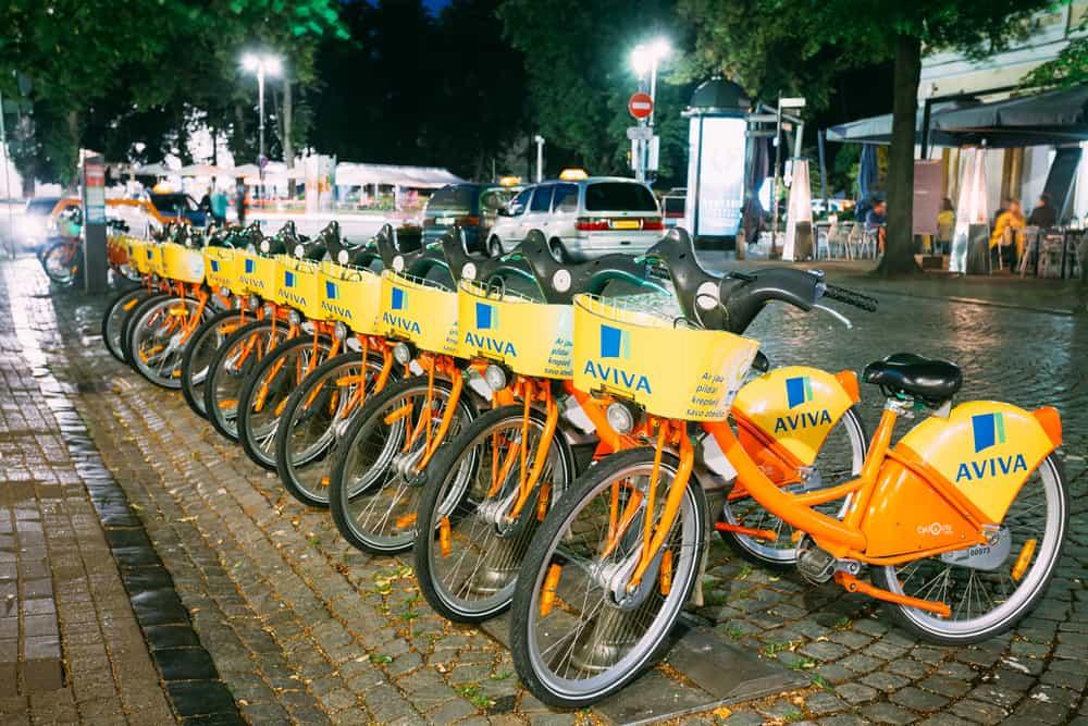 Vilnius'a Ulaşım, Nasıl Gidilir? & Şehir İçi Ulaşım İmkanları